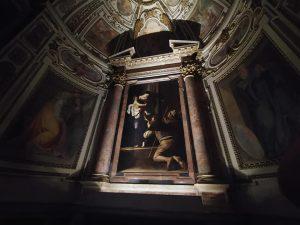 La Madonna dei Pellegrini di Caravaggio